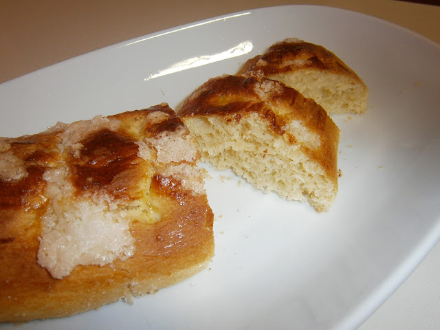 como preparar glase para cubrir pan dulce
