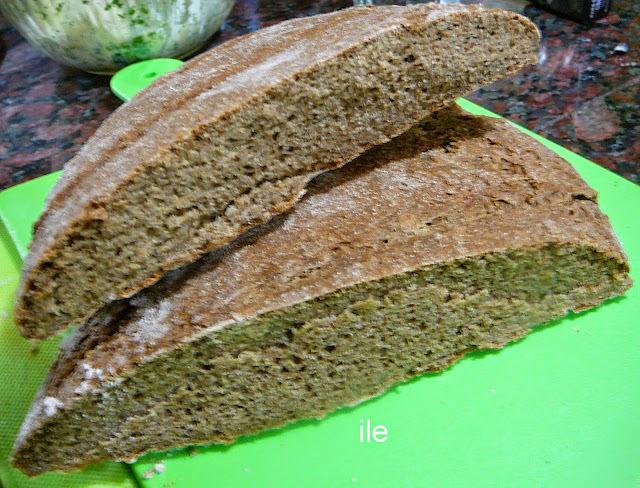 Pan de centeno 100%