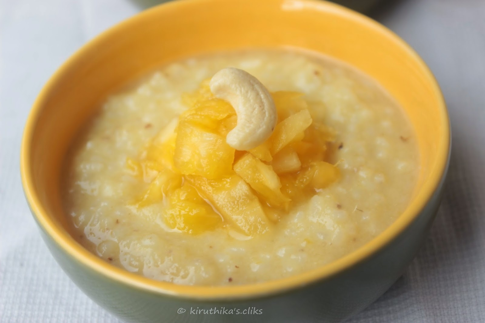 Pinapple Payasam / Pineapple Kheer