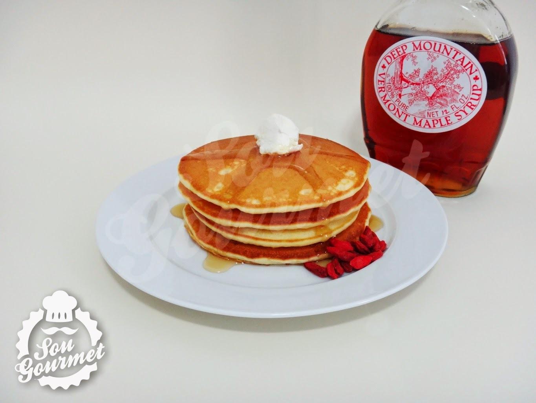 Panqueca Americana - Receita Original!