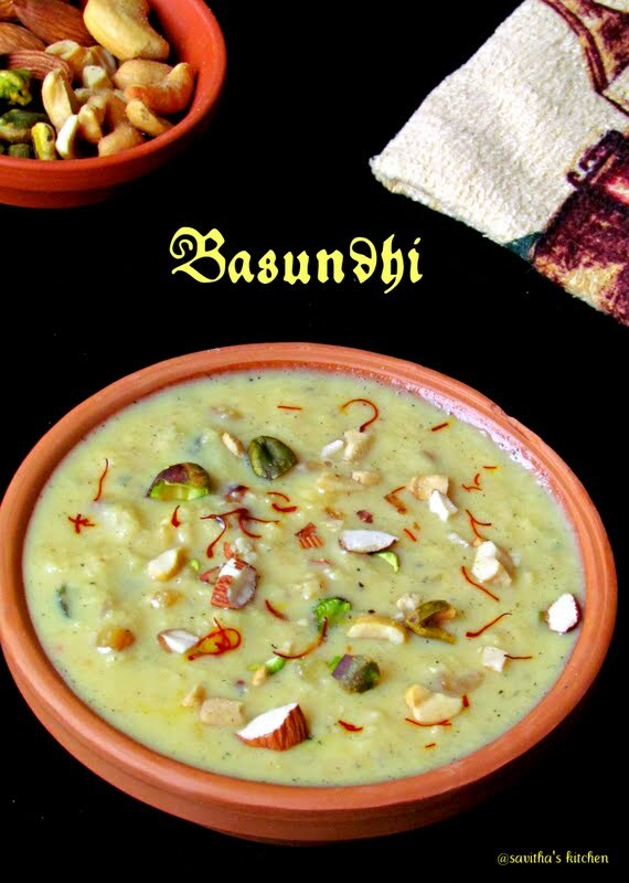 Basundi - New Year special