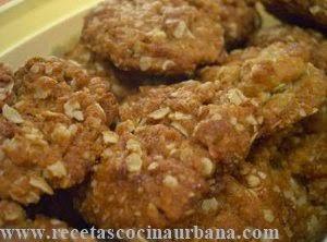 Repostería peruana galletas de maní