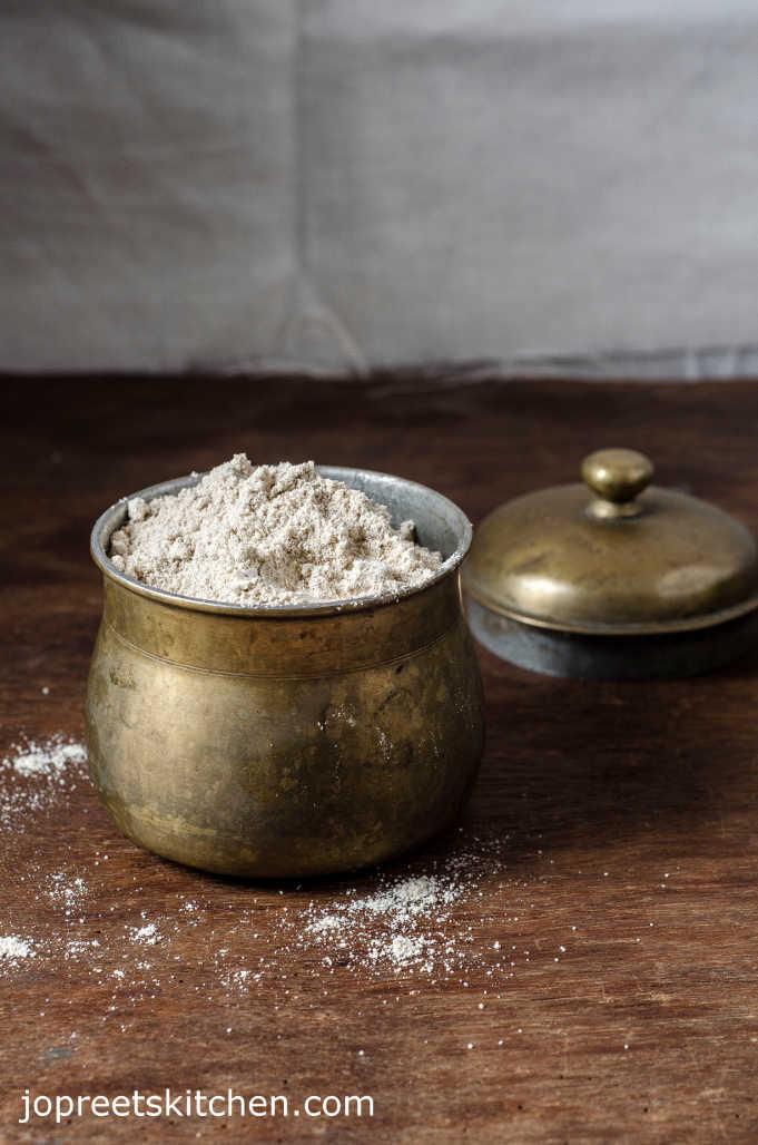 Millets Health Mix Powder / Sirudhaniyam Sathu Maavu / Mixed Millets Flour Recipe