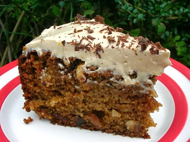 Jerusalem Artichoke Cake - We Should Cocoa #41