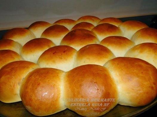 Pão de Batata de Nancy