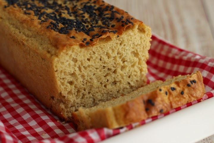 Pão caseiro sem frescura #SegundaLevinha