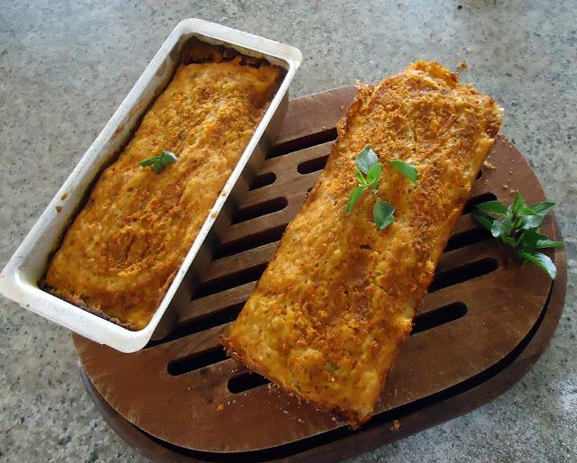 Um pão perfumado, fofo e gostoso - Pão de Ervas