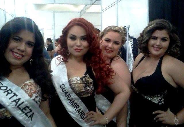 Ceará elege nova Miss Plus Size Nordeste