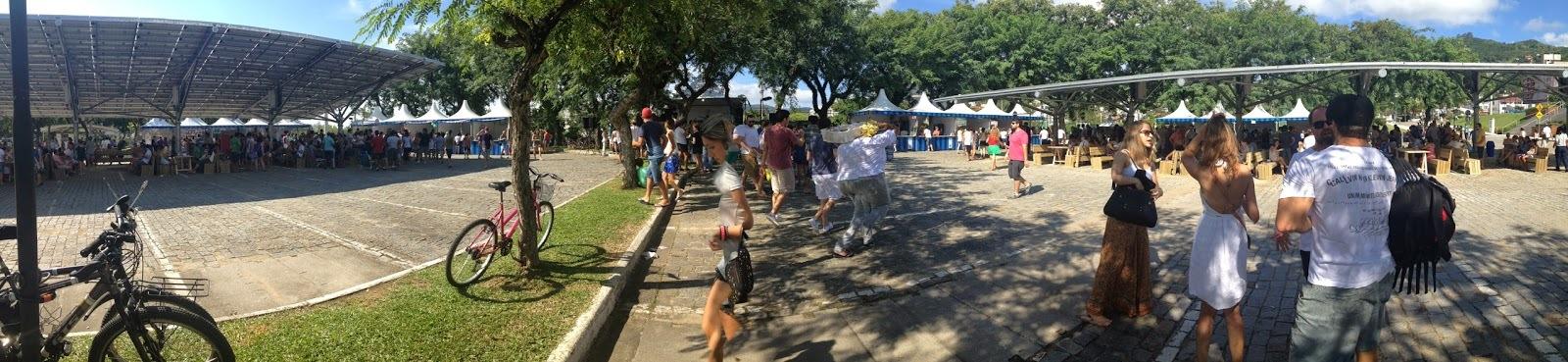 [Floripa] Impressões sobre a I Feira Gastronômica De Florianópolis