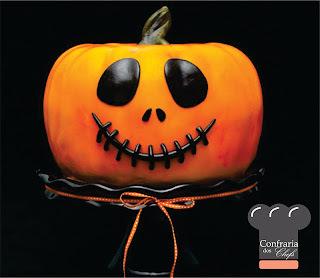 Inspirações de comidinhas para Festa de Halloween