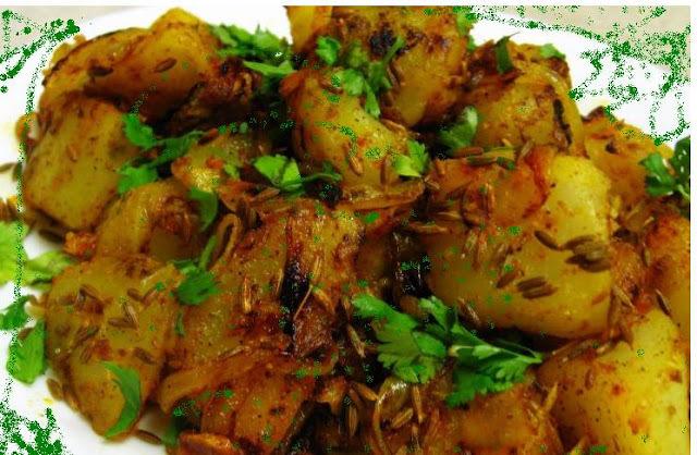 arbi ki sabzi in hindi