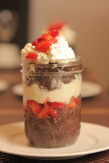 Cake In A Jar...And Don't Just Leave It At That!