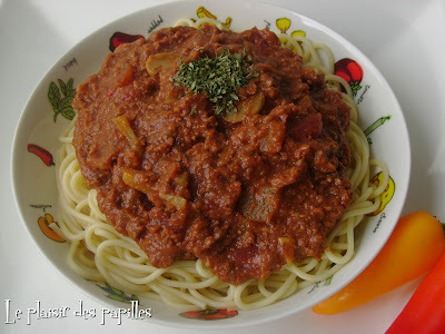 ~ Sauce à spaghetti Da Giovanni~