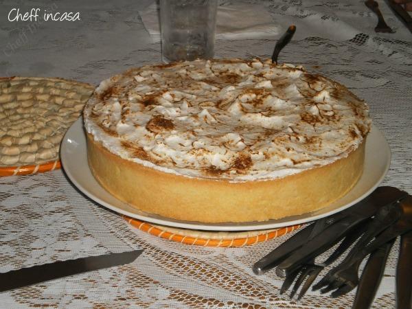 Torta de coco da Pri: Priscila Racca (Cheff incasa)