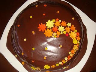 Bolo de Chocolate de Liquidificador e Creme de Chocolate