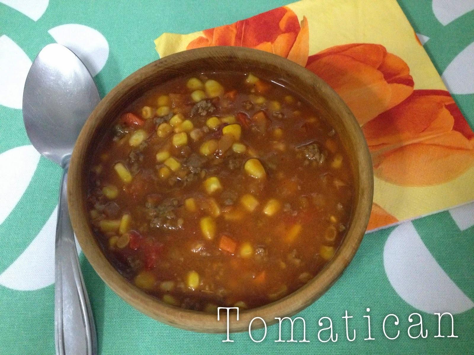 Tomatican: Un plato rico y olvidado
