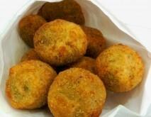 Olive all'Ascolana – Azeitonas Empanadas