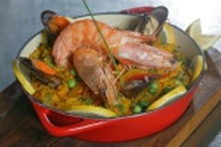 Paella a La Marinera Torero
