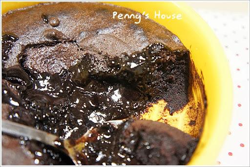 【食譜】熔岩爆漿巧克力蛋糕  EASY!保證成功!