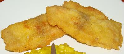 file de panga frito
