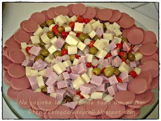 Salada de Frios
