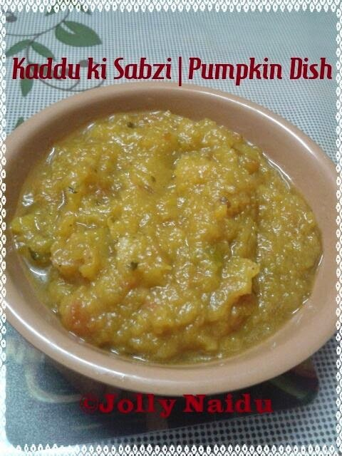 Delicious Kaddu ki Sabzi | A Sweet & Spicy Pumpkin Dish