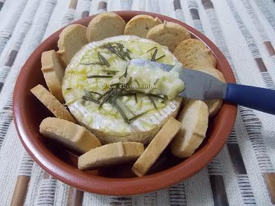 queijo camembert como comer