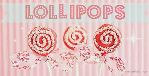 Lollypops  Navideños