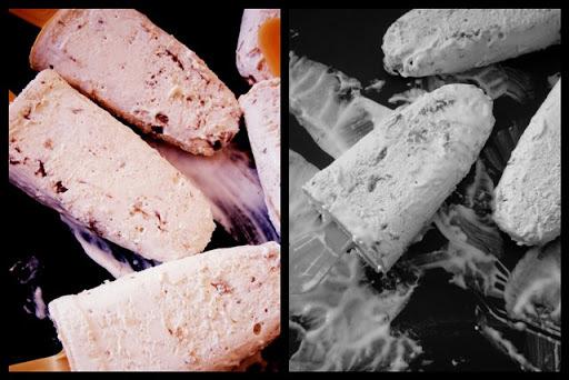 Παγωτό Βανίλια με Μερέντα και Πτι-Μπερ