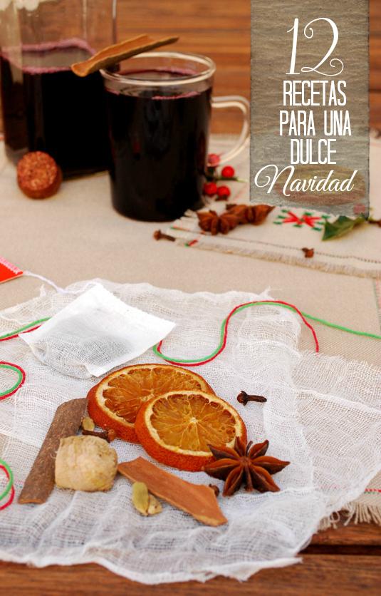 12 recetas para una dulce Navidad