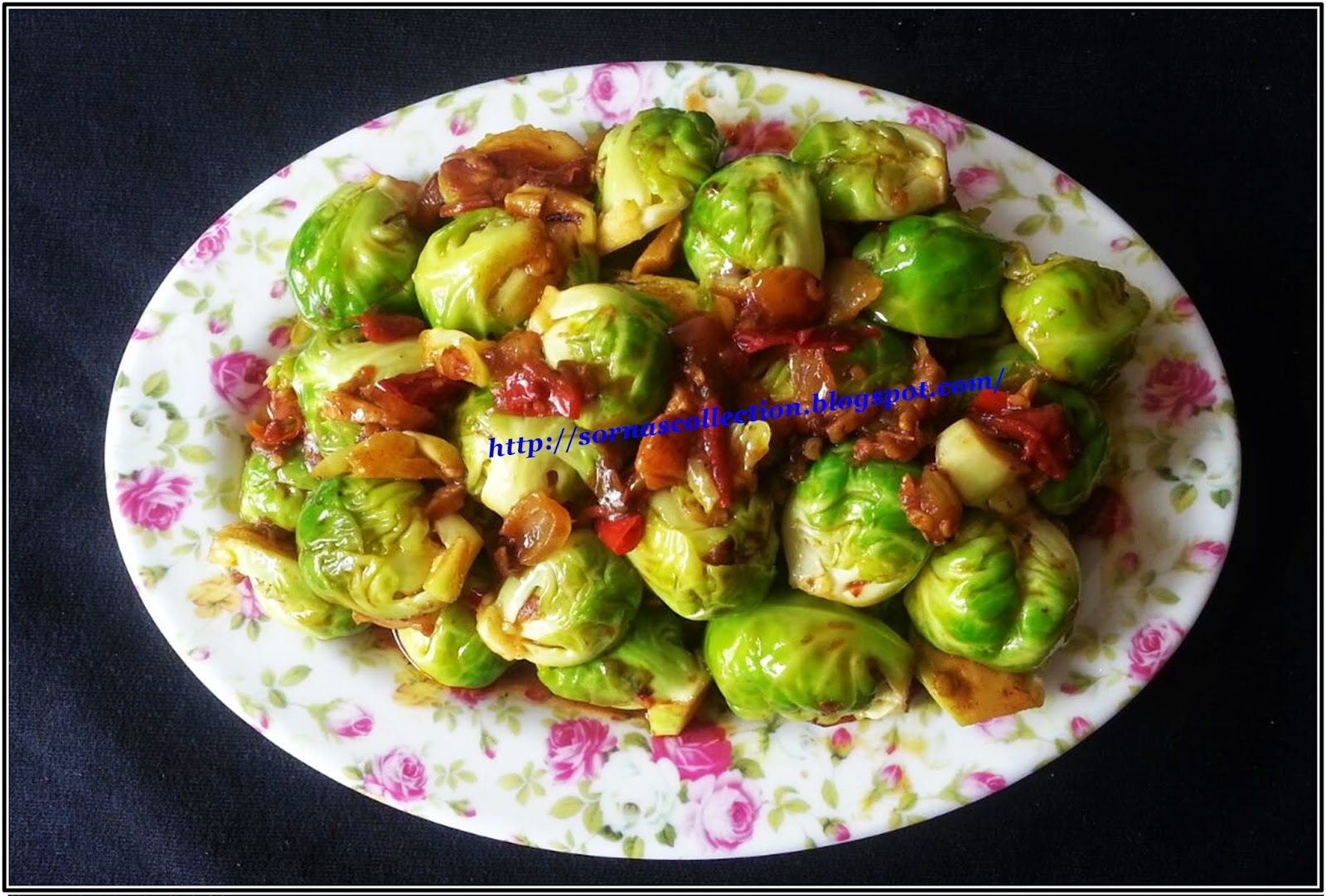 SWEET & SPICY BRUSSELS