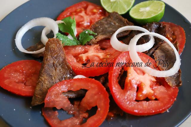 Proyecto: Enchiladas Zamoranas: Cecina