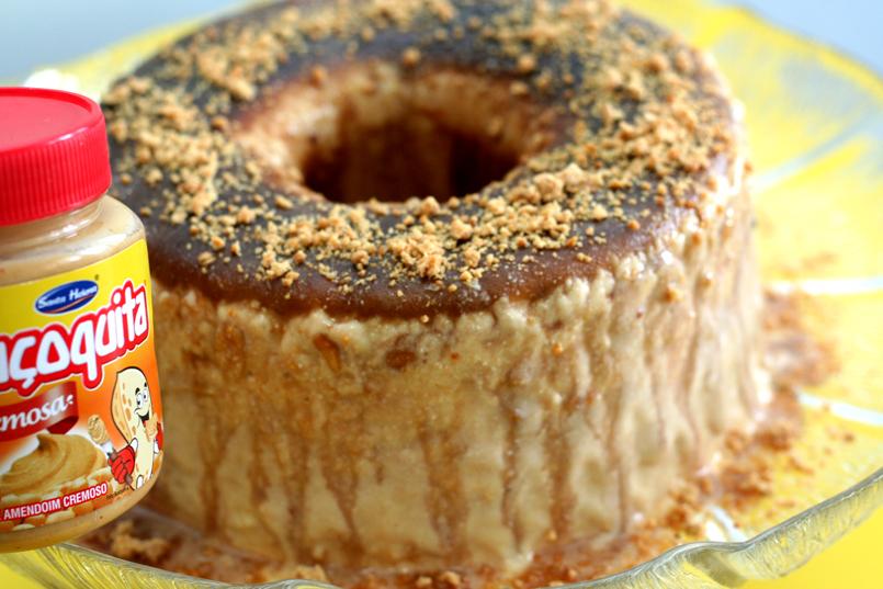 Sorvete de Paçoquita Cremosa: Receita Caseira