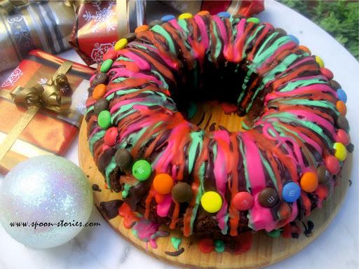 κέικ σοκολάτας με λάδι