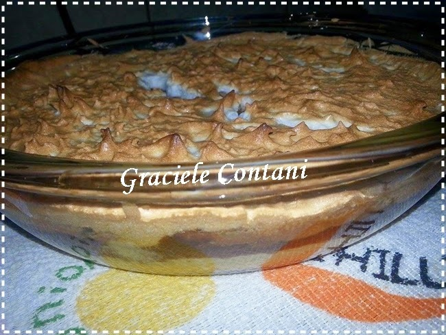 Cocada de forno, de Graciele Contani