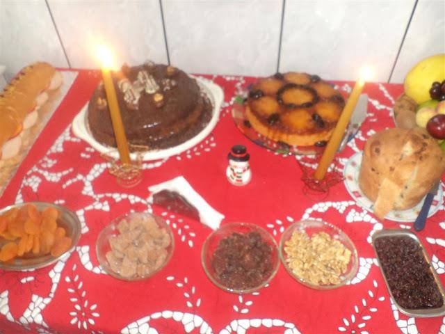 Torta de Abacaxi Invertida de Mainha