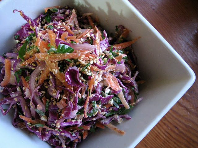 red cabbage coleslaw nz