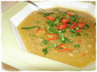 como fazer sopa de mandioca com a mandioca congelada