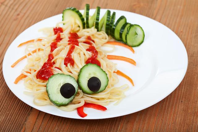 5 recetas con verduras para niños