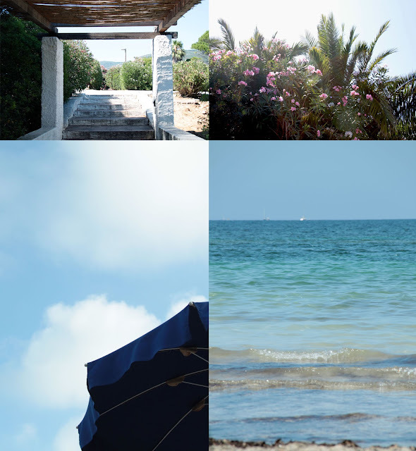 Un descanso en Cerdeña/ Relax in Sardinia