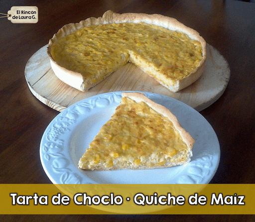 Tarta de Choclo • Quiche de Maíz • Tarta de Humita