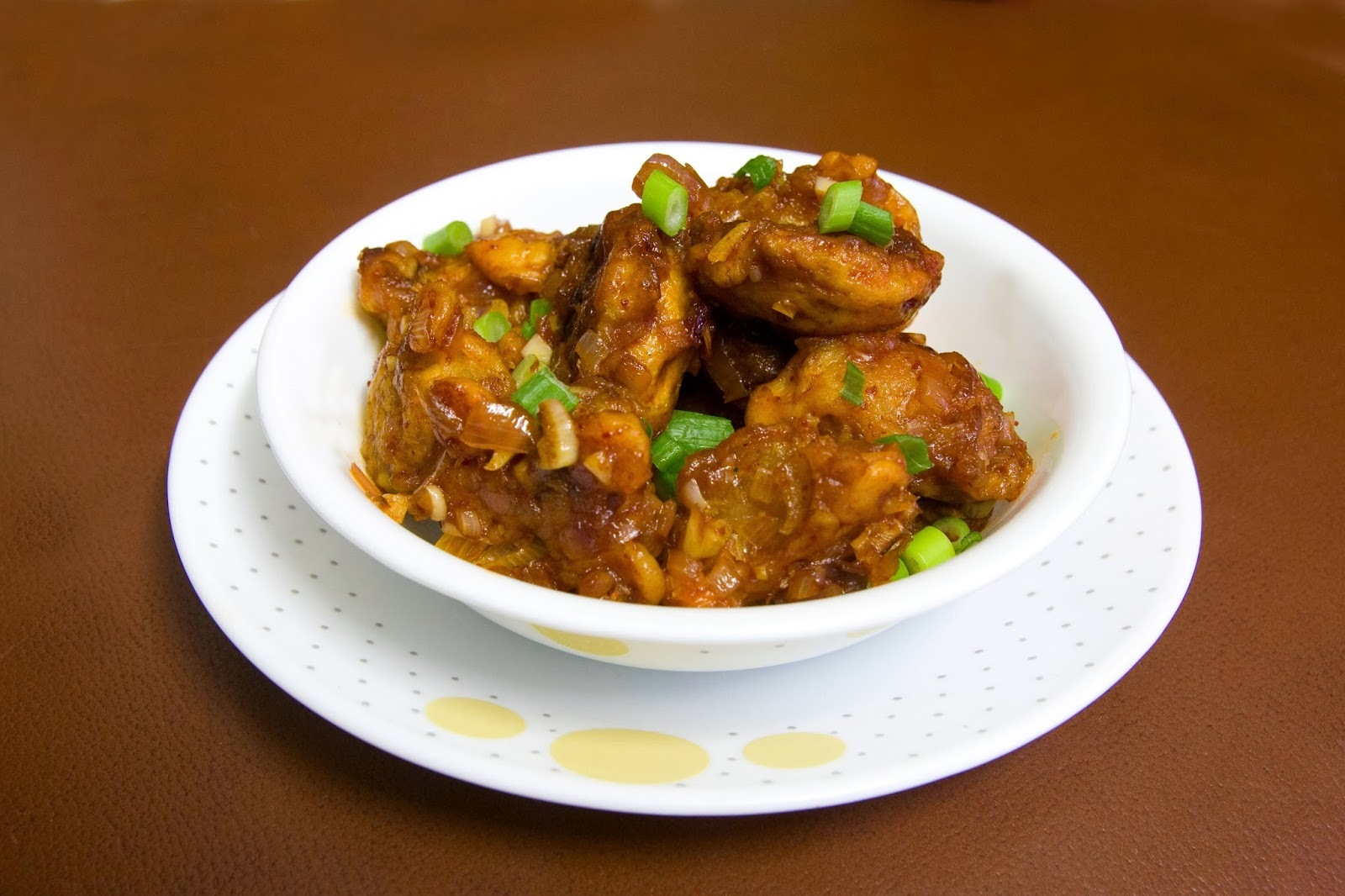 Mushroom Fry (Chinese Style)