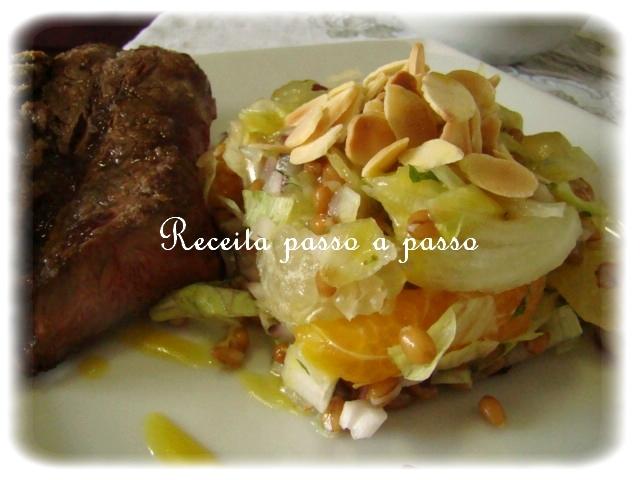 Salada refrescante / Refreshing Salad
