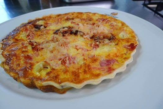 QUICHE ROYALE