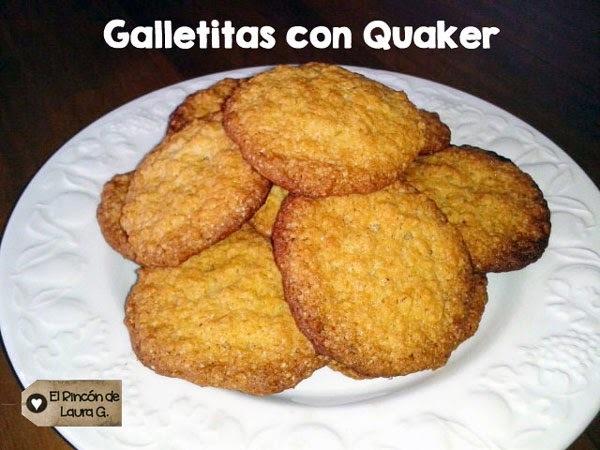Receta de Galletas con Avena • Galletitas con Quaker