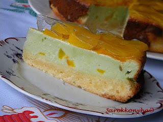 Barackos cheesecake