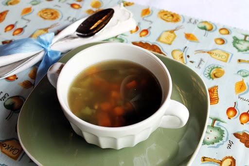 Sopa de Legumes com Tempero Especial