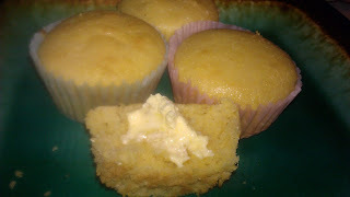 Corn Bread Muffins (taste like Jiffy)