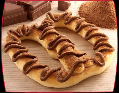 Como fazer Pretzel com Ganache de Chocolate e Ovomaltine