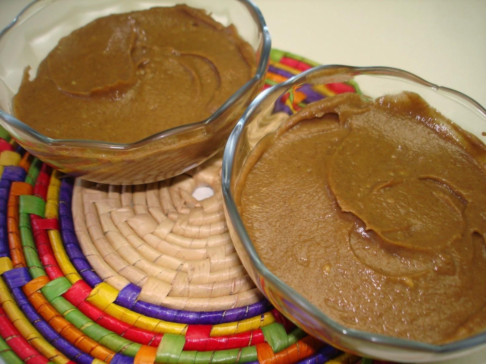 mousse de chocolate com nescau